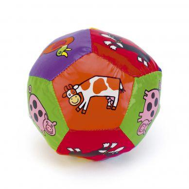 Jellycat - Piłeczka dla Niemowląt z Dźwiękiem Farm