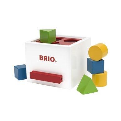 BRIO - Drewniany Sorter Kształtów