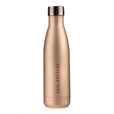 Cool Bottles - Butelka Termiczna 500 ml Metalic Gold
