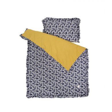 Muzpony - Kołderka z Poduszką Hanami 120x90cm 60x40cm