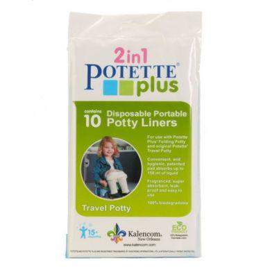 Poette Plus Wkładki do Nocnika 10 sztuk