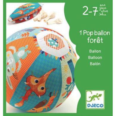 Djeco - Latająca Piłka Balonowa Zwierzęta