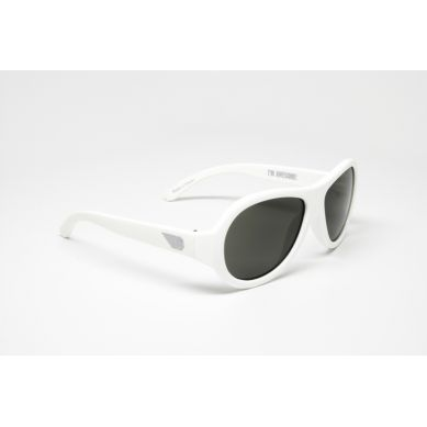 Babiators  - Okulary Classic Wicked White 12cm