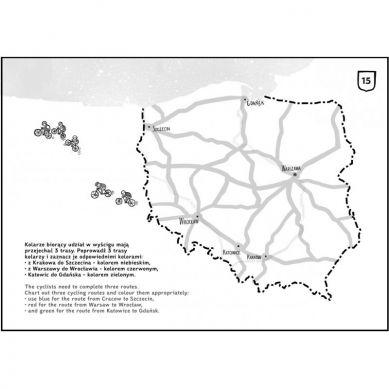 Zuzu Toys - Krótka Historia Polski Książeczka Kreatywna