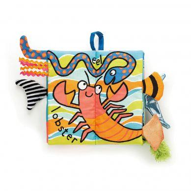 Jellycat - Książeczka dla dzieci Sea Stories