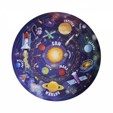 Apli Kids - Puzzle Okrągłe w Tubie Układ Słoneczny 5+