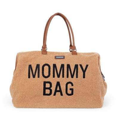 Childhome - Torba Mommy Bag Teddy Bear + Przewijak