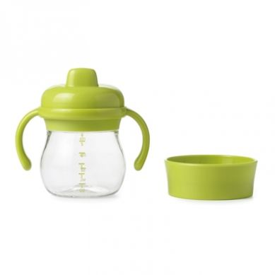 OXO - Transitions Kubek Treningowy Set 6m+ Green