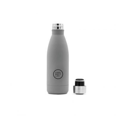 Cool Bottles - Butelka Termiczna 500 ml Triple Cool Pastel Grey