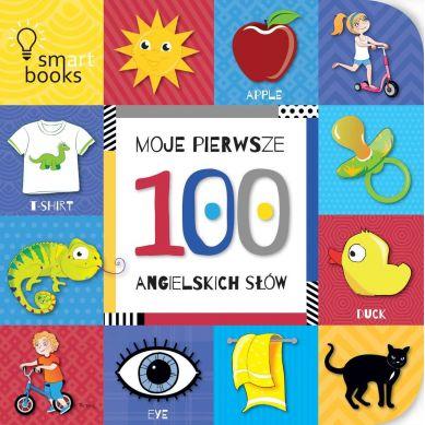 Wydawnictwo Smart Books - Moje Pierwsze 100 Angielskich Słów