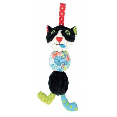 Les Deglingos - Zabawka Sensoryczna Kot Charlos