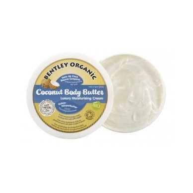 Bentley Organic - ORGANICZNE masło kokosowe do ciała 200g
