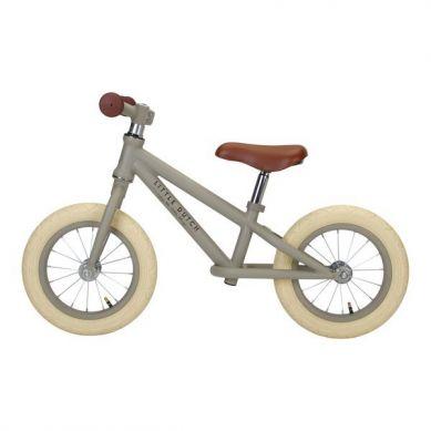 Little Dutch - Rower Biegowy Oliwkowy Mat