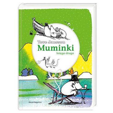 Wydawnictwo Nasza Księgarnia - Muminki. Księga Druga
