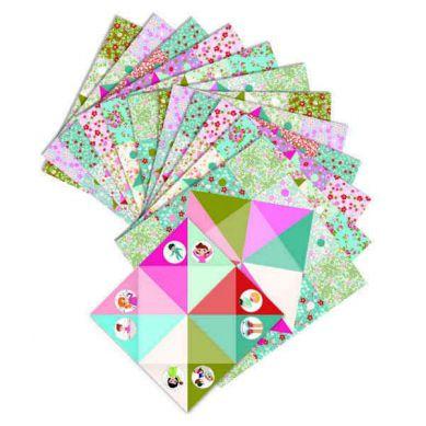 Djeco Kolorowe Origami