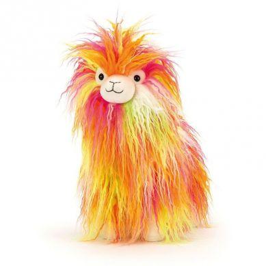 Jellycat - Przytulanka Lama Fiesta 20cm 0m+