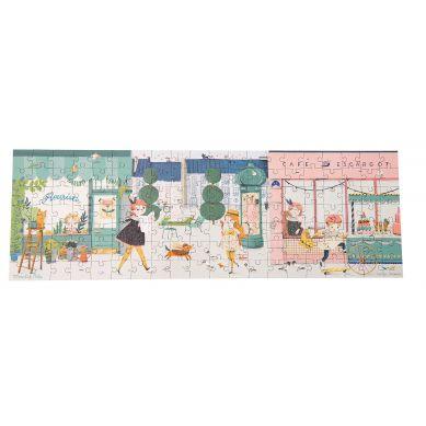 Mouli Roty - Puzzle na Paryskiej Ulicy 140el.