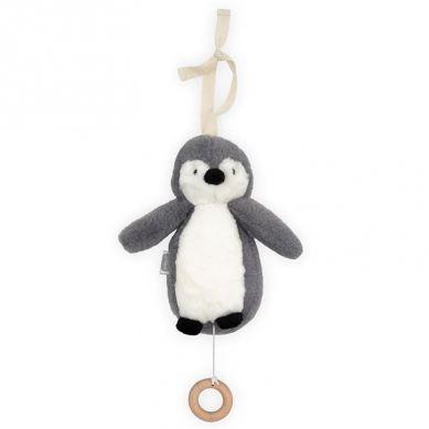 Jollein - Pozytywka do Usypiania Pingwin Strom Grey