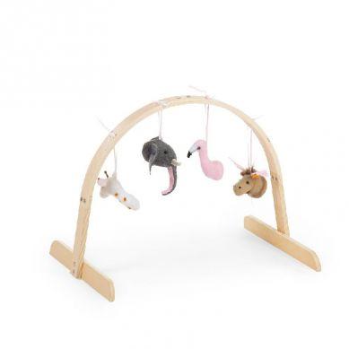 Childhome - Rama na Zabawki Baby Gym Natural