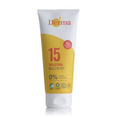 Derma Sun - Balsam Słoneczny SPF 15, 200 ml