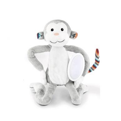 Zazu - Lampka Nocna Pluszowa Małpka Max