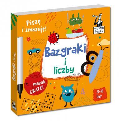 Kapitan Nauka - Bazgraki i Liczby 3+