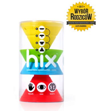 Moluk - Zabawka Kreatywna Hix 0m+