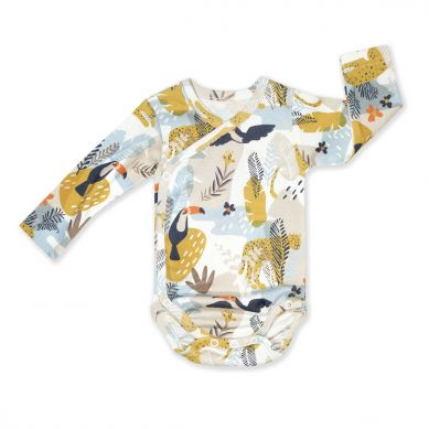 ColorStories - Body Longsleeve Jungle 56cm