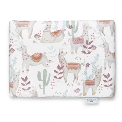 ColorStories - Poduszka dla Niemowlaka Lazy Llamas 30x40cm