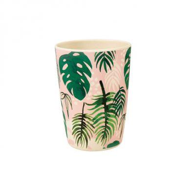 Rex - Kubeczek Bambusowy Tropical Palm