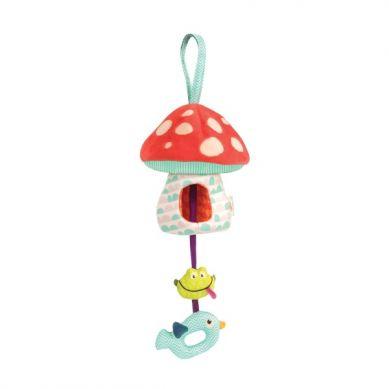 B.Toys - Muchomor Sensoryczny dla Niemowląt