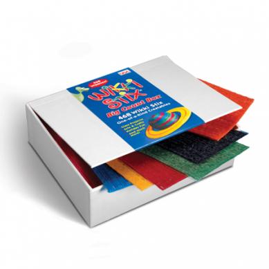Wikki Stix - Woskowe Sznureczki Big Count Box 468 szt 3+