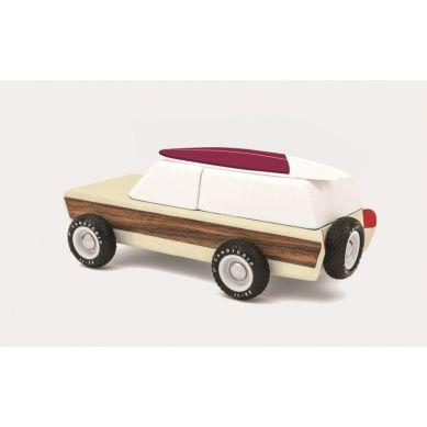 Candylab - Drewniany Samochód Pioneer Yucata