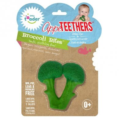 Little Toader - AppeTEETHERS Broccoli Bites Gryzak Brokuły Dwa