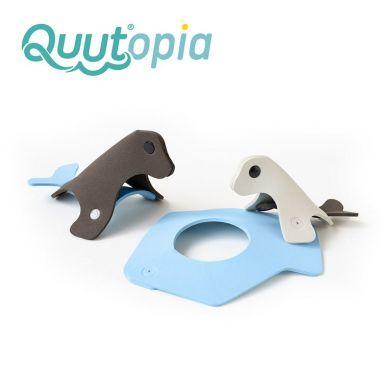 Quut - Zestaw Puzzli Piankowych 3D Quutopia Foki