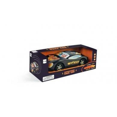 Scratch - Czarna Wyścigówka 3+