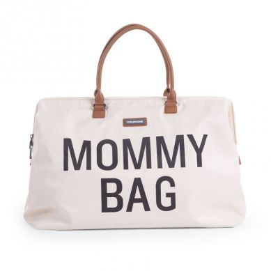 Childhome - Torba Podróżna Mommy Bag Kremowa