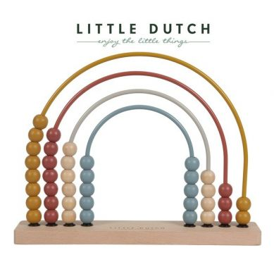Little Dutch - Metalowe Liczydło Pure & Nature