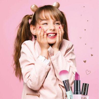 Rosajou - Kosmetyki dla dziewczynki w zestawie Pudełko z Jednorożcem