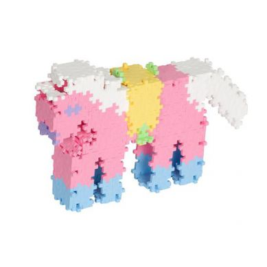 Plus Plus - Klocki Mini Pastel 170 szt. Zwierzęta