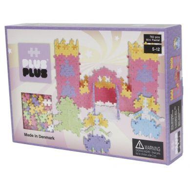 Plus Plus - Klocki Mini Pastel 760 Duży Zamek Księżniczki