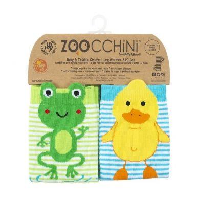 Zoocchini - Ocieplacze na Kolana Żabka 2szt