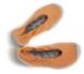 Collegien - Kapcie z Oddychającą Podeszwą Ibisa Pomarańczowe 18-19