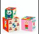 Djeco - Pudełka do Układania Króliczki 1+
