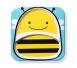 Skip Hop - Talerz Pszczółka