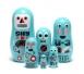 OMM Design - Matrioszki Kieszonkowe Roboty