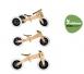 Wishbone Bike - Rowerek Biegowy 3 w 1 Alfabet Edycja Limitowana
