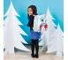 Skip Hop - Plecak Winter Zoo Pack Miś Polar z Zawieszką