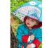 Skip Hop - Płaszcz Przeciwdeszczowy Zoo Sowa 3-4 lata