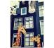 OMM Design Zestaw Pocztówek Przyjaciele w Amsterdamie